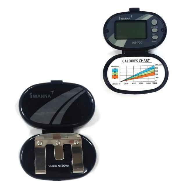 KS 전자식 센서 사용으로 정확한 측정 가능한 만보계 [제작 대량 도매 로고 인쇄 레이저 마킹 각인 나염 실크 uv 포장 공장 문의는 네이뽕]
